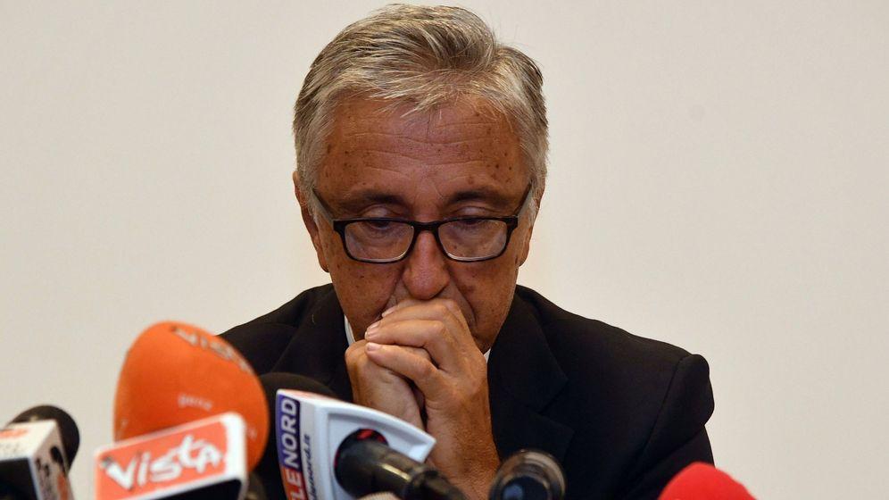 Foto: Giovanni Castellucci, consejero delegado de Atlantia. (EFE)