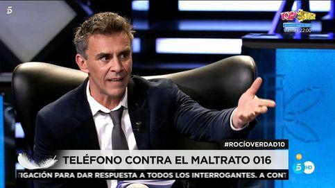 ¿Es maltrato?: Alonso Caparrós se carga la imagen de Olga Moreno tras ver 'Rocío'