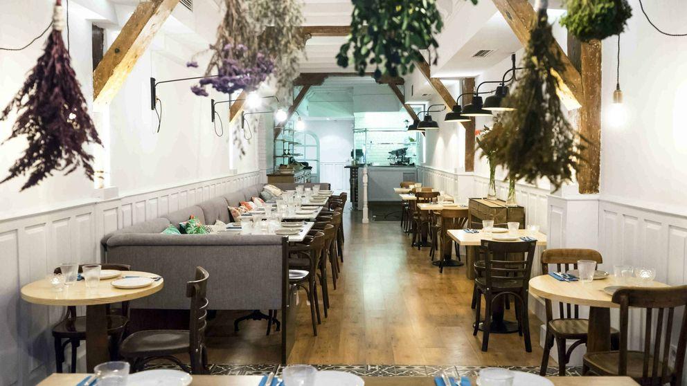 Tres restaurantes en Madrid con menús maravillosos para empezar la semana
