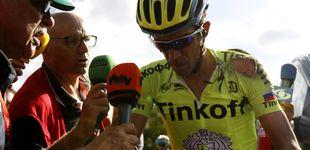 Post de Contador se va al suelo por enésima vez: