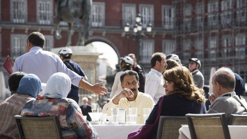España recibió más de 16 millones de turistas extranjeros hasta abril, un 4,4% más