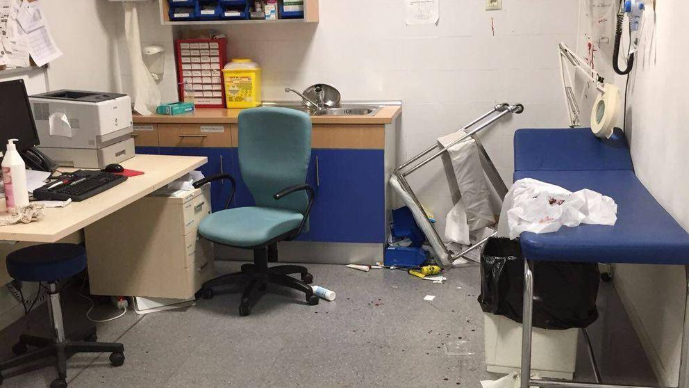 Dos borrachos asaltan el centro de salud de El Casar y golpean a médicos y enfermeras
