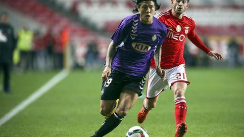 Suk, el 'bombardero' coreano que aspira a jugar con Cristiano en el Bernabéu