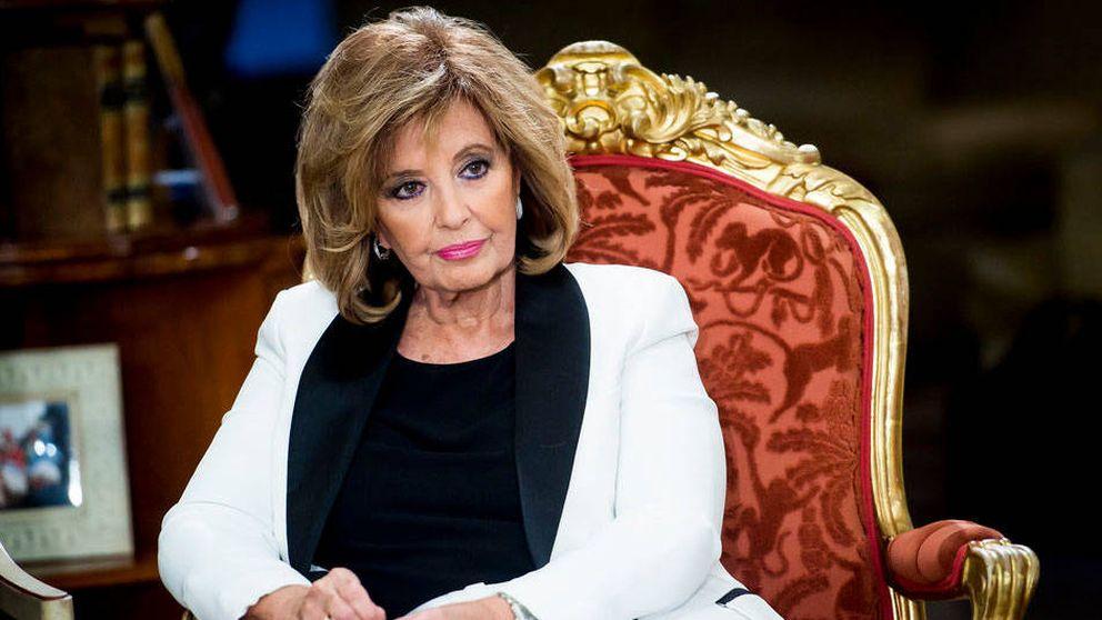 María Teresa Campos tiene patrimonio suficiente para quedarse en el paro