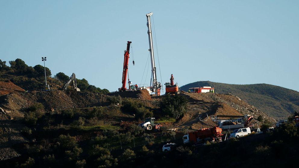 Rescate de Julen: los mineros empezarán a trabajar este martes al mediodía