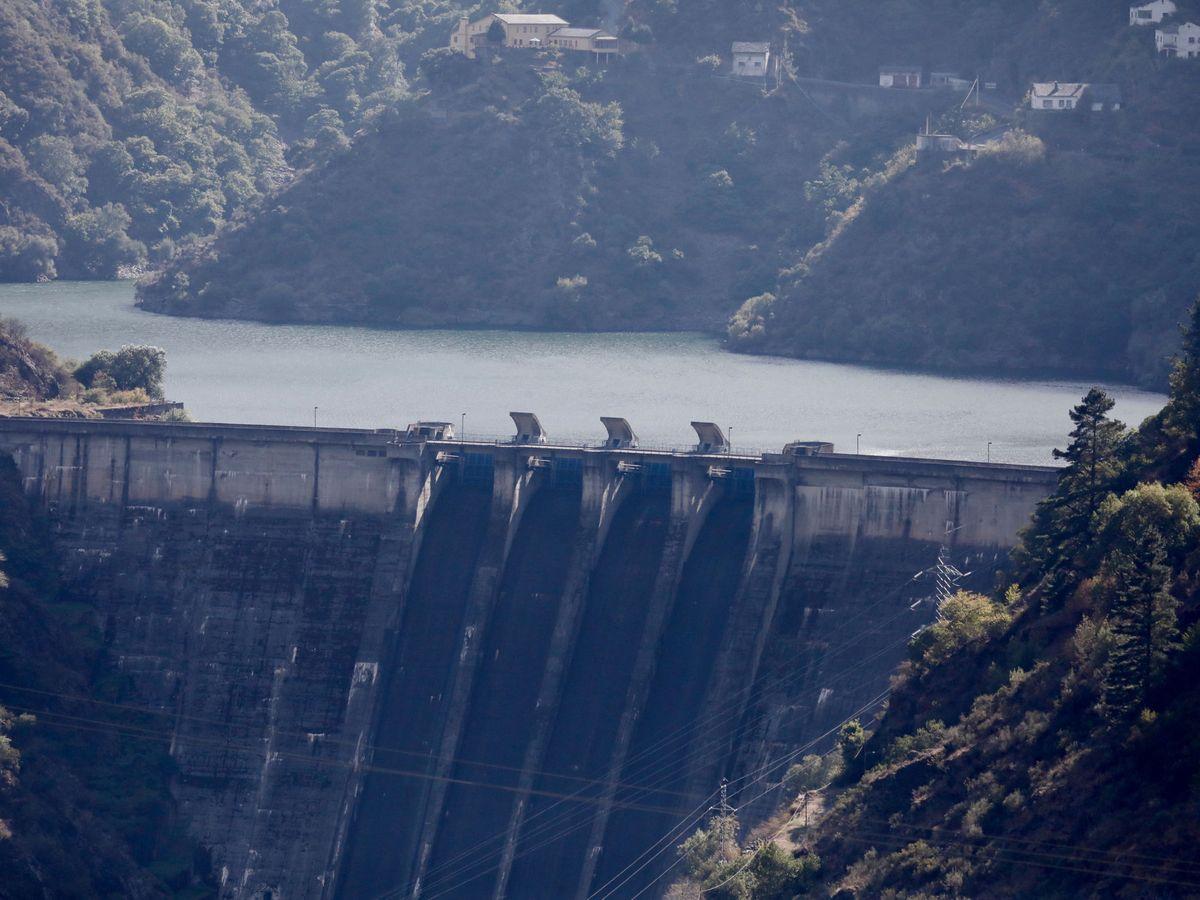 Foto: Foto de archivo de una central hidráulica. (Reuters)