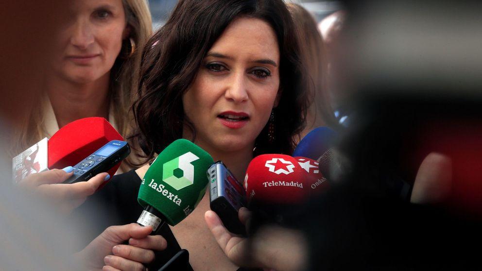 Ayuso recurrirá hasta el Constitucional la nulidad de la venta de VPO a Goldman-Azora