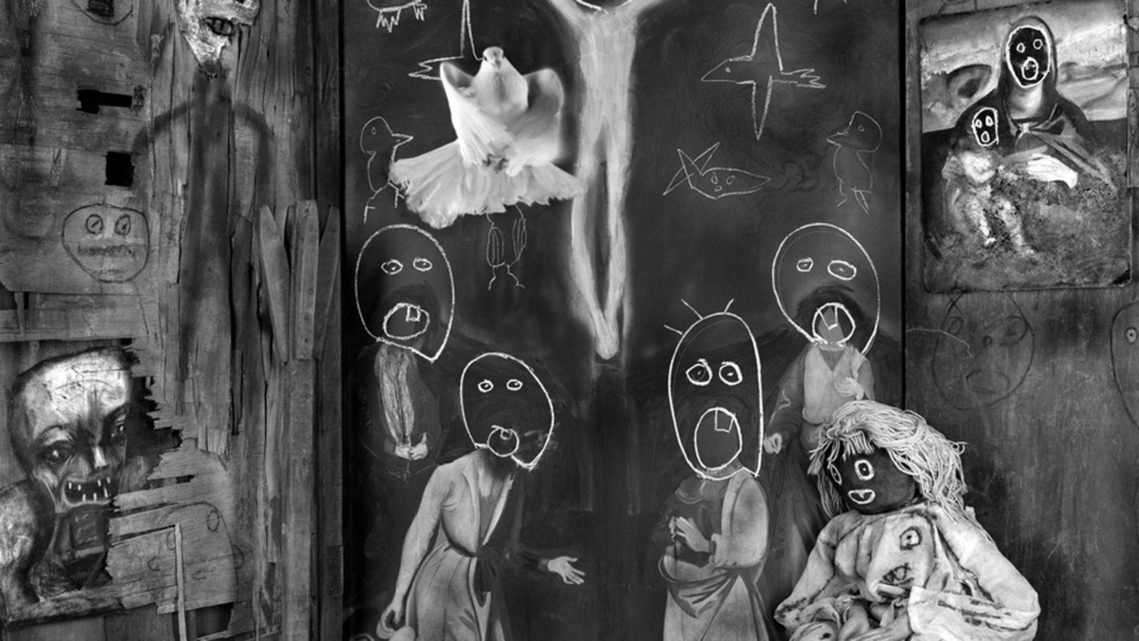 Encerró ArteEl En Fotógrafo Que Un Manicomio A Beckett Samuel OPkuwZXilT