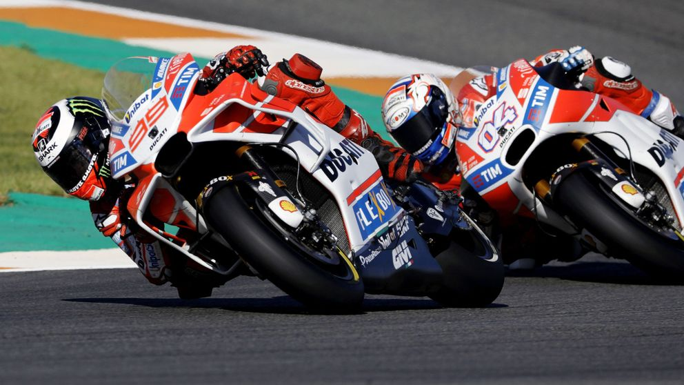 Por qué Jorge Lorenzo desobedeció las órdenes de equipo de Ducati