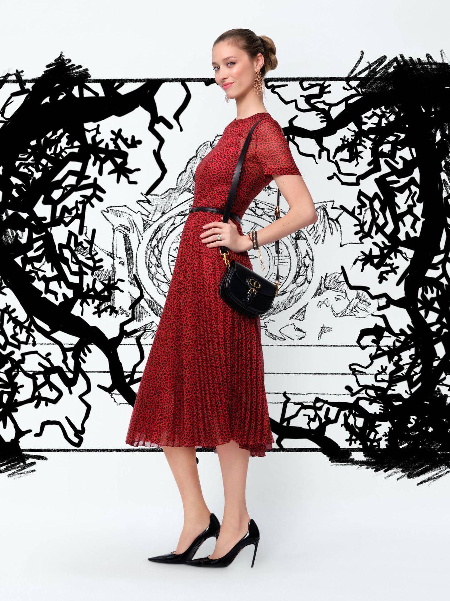 Beatrice Borromeo para Dior.