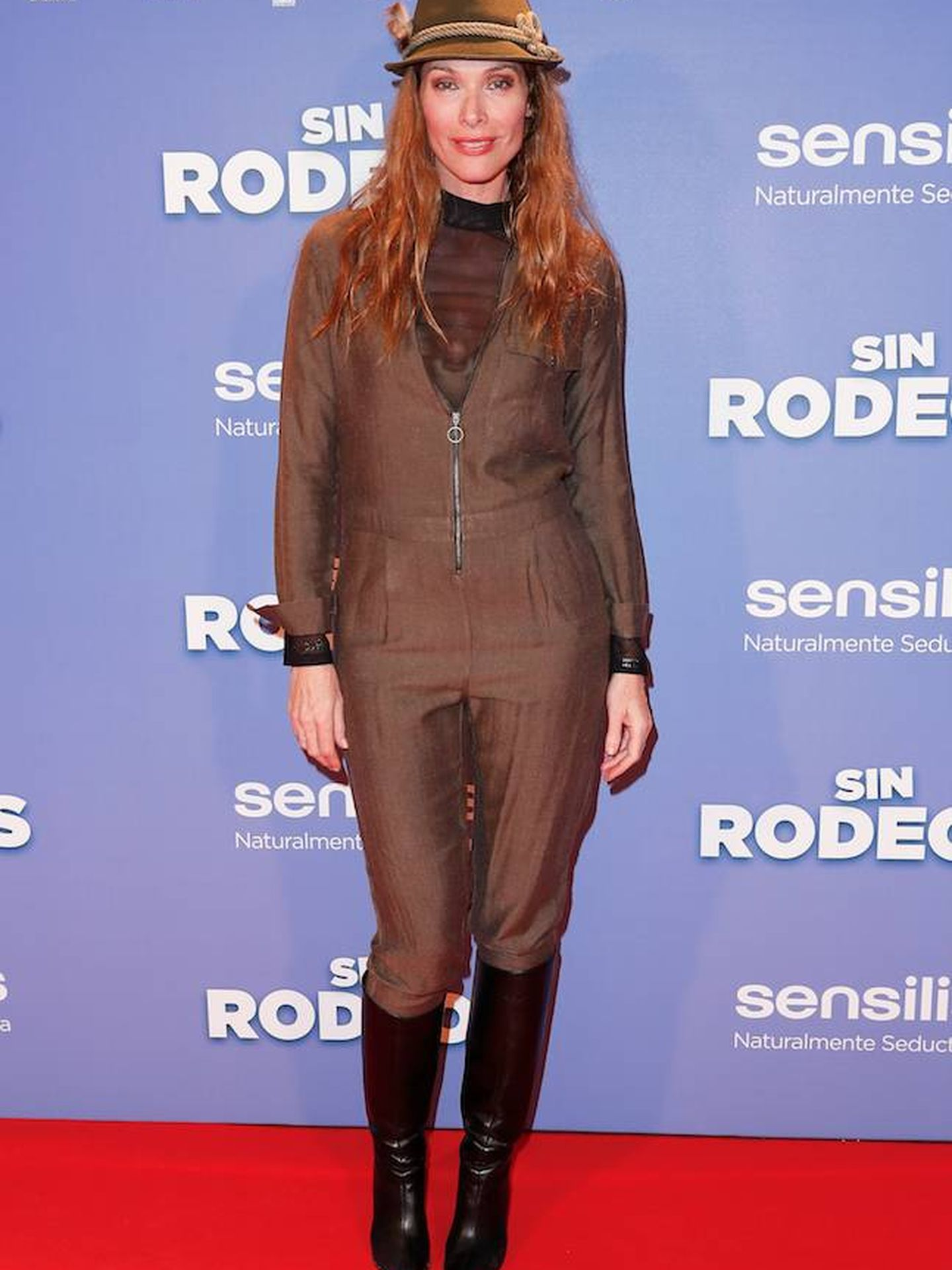 La modelo Cristina Piaget. (Gtres)