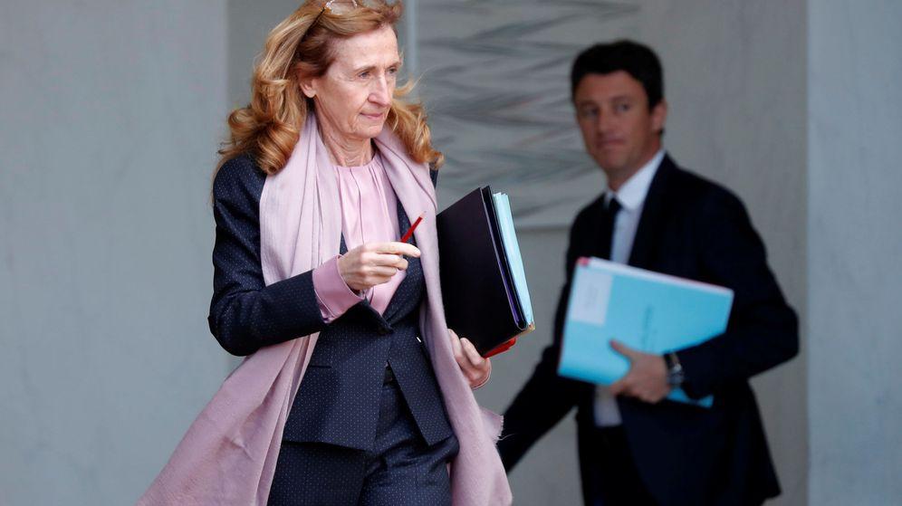 Foto: Nicole Belloube, ministra de Justicia de Francia. (Reuters)