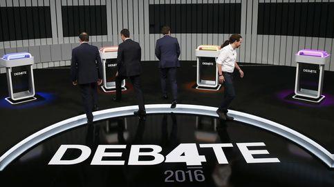 El otro debate a cuatro en las redes sociales