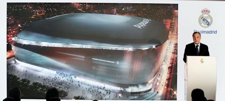 Foto: Así será el nuevo Santiago Bernabéu
