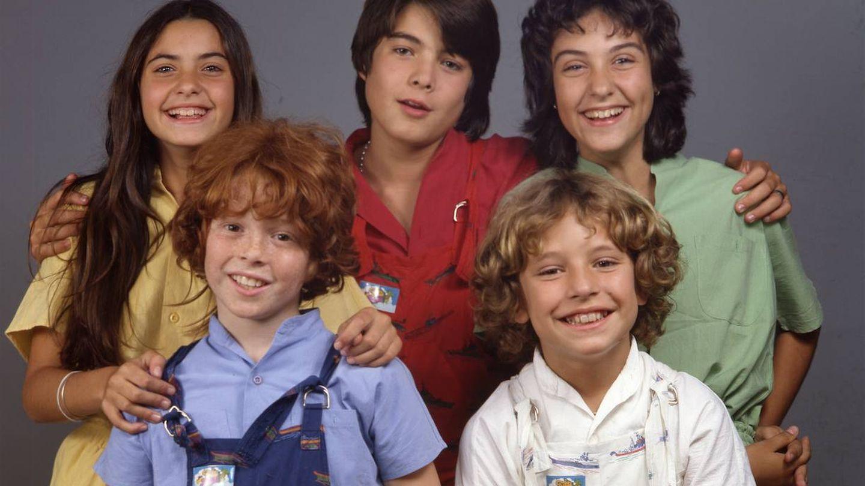 Los cinco de Parchís. (Netflix)