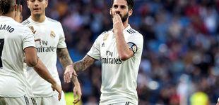 Post de Isco aguanta el pulso de Solari y decide no irse en enero del Real Madrid