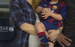 Nace Sasha, el segundo hijo de Shakira y Gerard Piqué