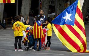 Cataluña 'regó' con 4 millones la editorial del libro independentista