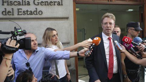 Triste y descafeinado, el 'paseíllo' por Madrid de apoyo al alcalde de Tortosa