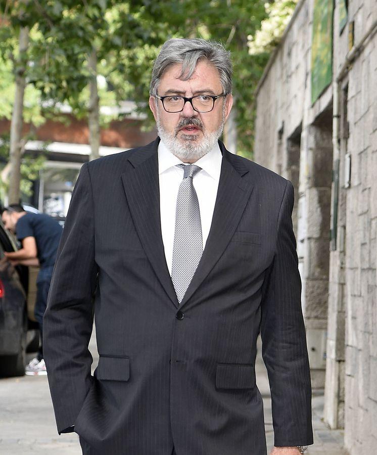 Foto:  García Revenga, una persona clave en la vida de las Infantas. (Gtres)