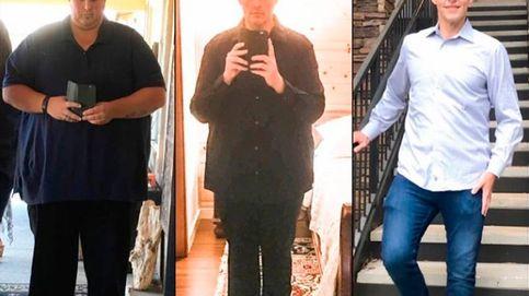 Una pareja adelgaza casi 200 kilos tras proponerse perder peso en común