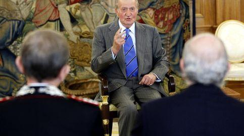 Juan Carlos I diseñó en Zarzuela la red para cobrar el dinero árabe