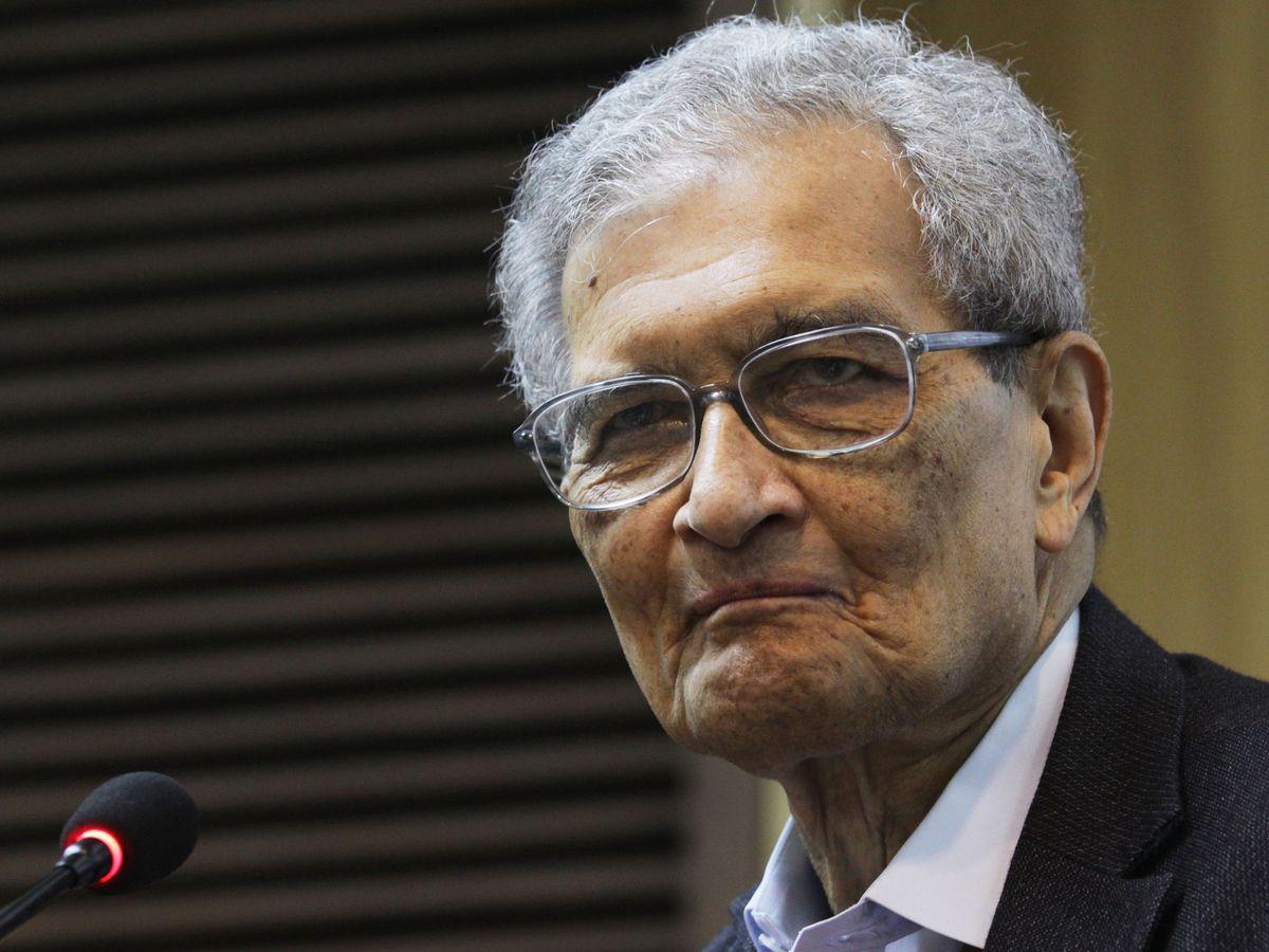 Foto:  Amartya Sen, en una foto de archivo. (EFE)