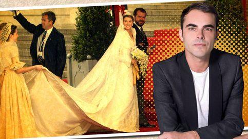 Ion Fiz, el diseñador que se quedó sin trabajo por culpa del vestido de novia de Letizia