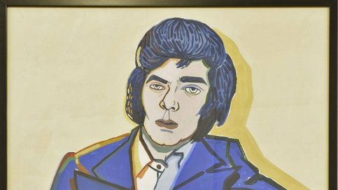 Camarón en 7 cuadros: un homenaje pictórico al cantaor