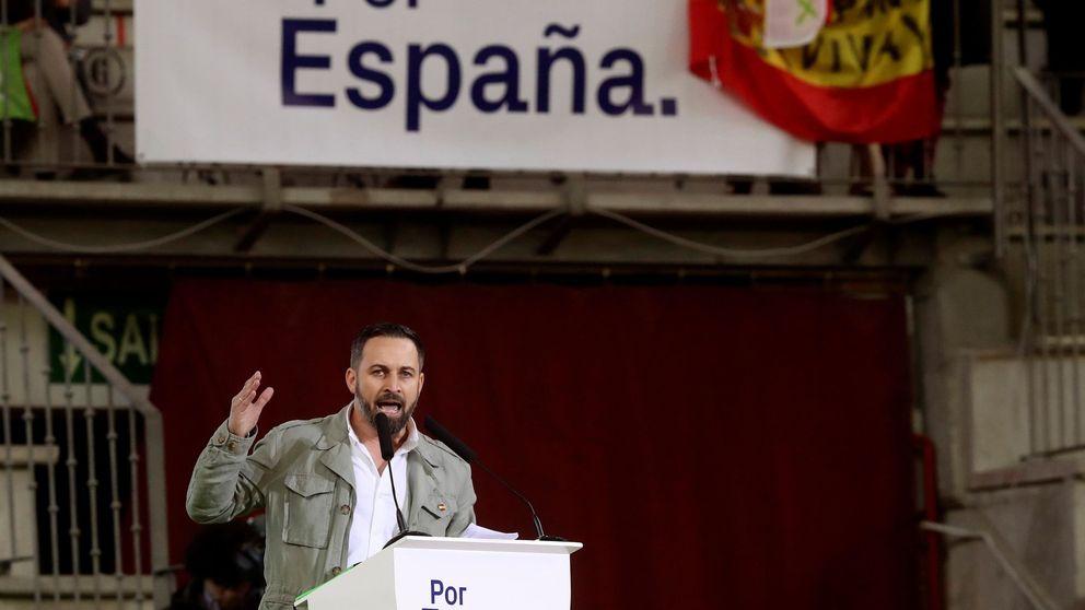 Vox pide a la Junta Electoral que obligue a TVE a incluir al partido en el debate