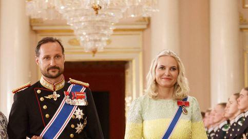 Los modelitos de Mette-Marit en la visita de Estado de Islandia a Noruega