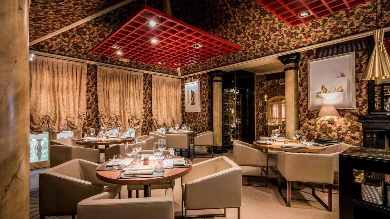 El 99 Sushi Bar es tan lujoso como el hotel donde se aloja en Marbella. (Cortesía)