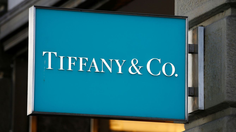 Foto: El logo de Tiffany & Co. (Reuters)