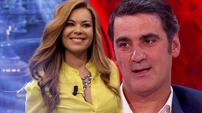 Maria José Campanario y Jesulín de Ubrique. (Antena 3)