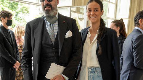 Victoria Federica y Alexandra de Hannover ponen el toque 'royal' al desfile de Dior