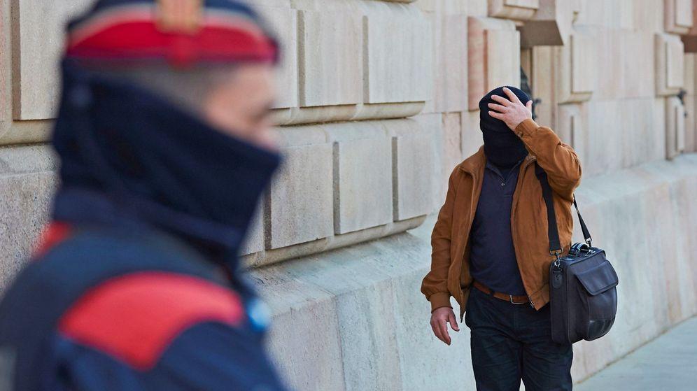 Foto: Recta final del juicio contra el exprofesor de maristas por pederasta. (EFE)