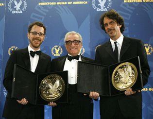 Foto: Los hermanos Coen ganan el premio del Sindicato de Directores de cine