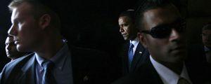 La escolta 'hi-tech' del presidente