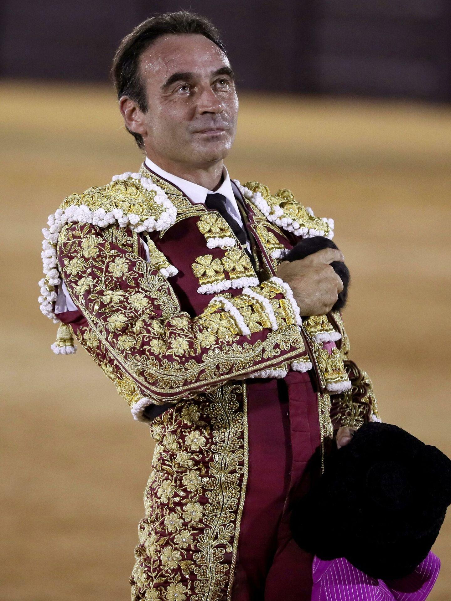 Enrique Ponce, en una imagen de archivo. (EFE)