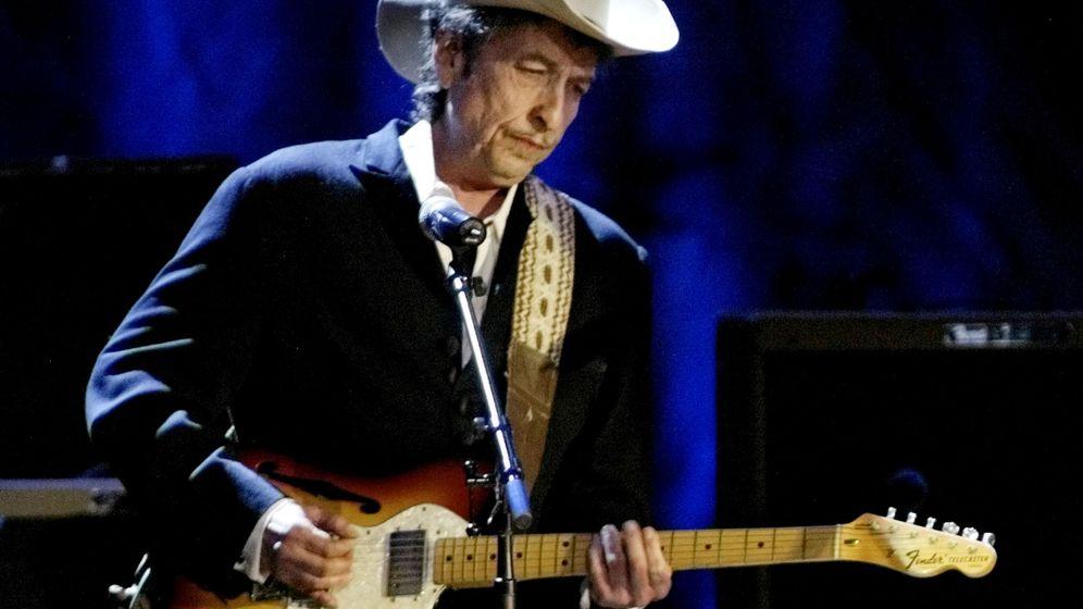 Foto: Bob Dylan en el Wiltern Theatre en Los Angeles. REUTERS