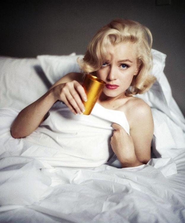 Foto: La actriz, en una de sus fotos icónicas. (EFE)