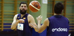 Post de La lista de España del Mundial de baloncesto: ni Mirotic, ni Ibaka ni Sergio Rodríguez