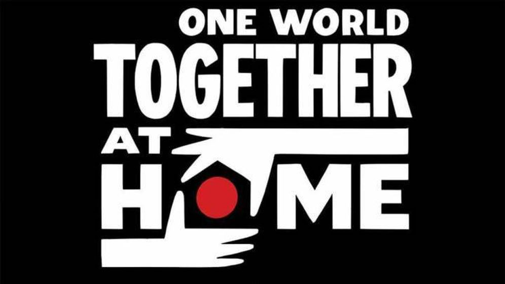 Foto: 'One World Together at Home'.