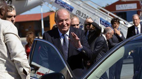 Juan Carlos I asiste al acto para despedir a Fidel Castro en La Habana