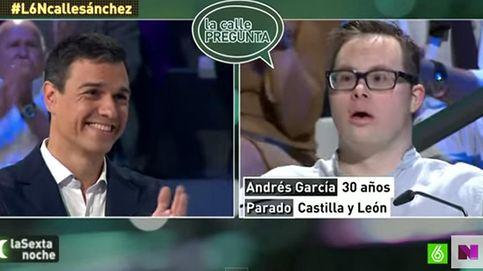 Pedro Sánchez jugará al baloncesto con el joven con síndrome de Down