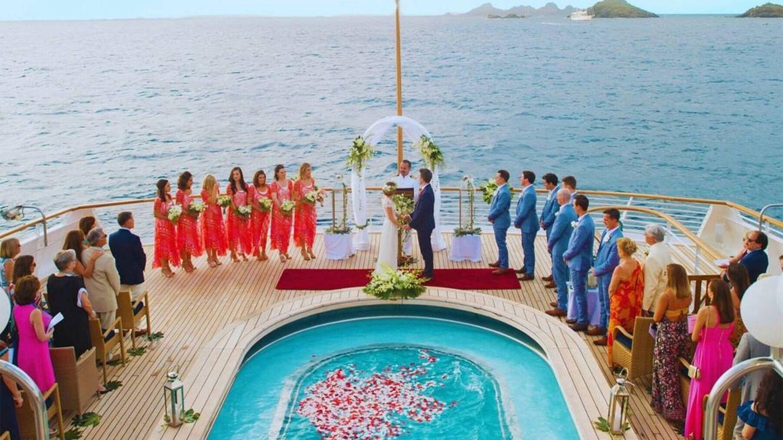 Celebrar tu boda en alta mar es posible, cásate en un crucero