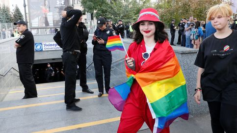 Marcha del Orgullo LGTBI en Ucrania