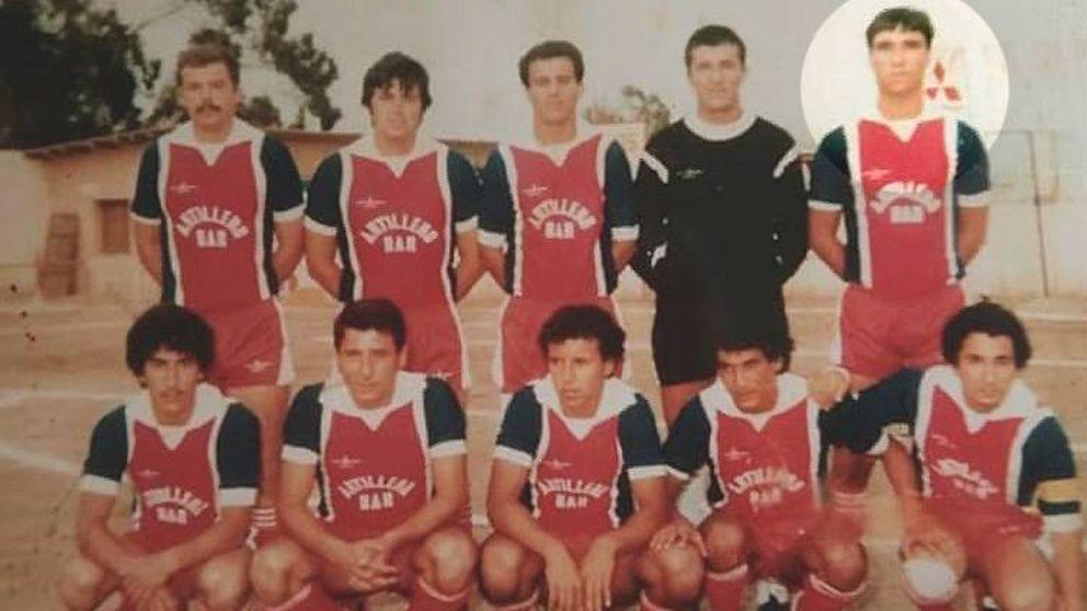 Los desconocidos años del Torete como líbero en Melilla: Le sobraba calidad