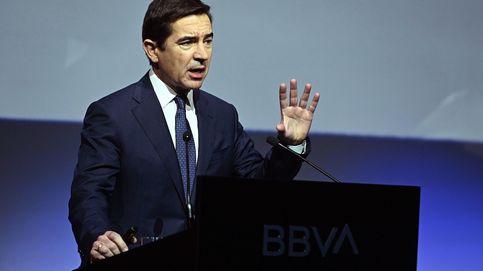 Las provisiones de BBVA ponen el banco a la cabeza en Europa en coste del riesgo
