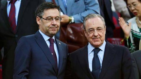 El feo de Madrid y Barça a toda España y la solidaridad de Vallecas con Valladolid